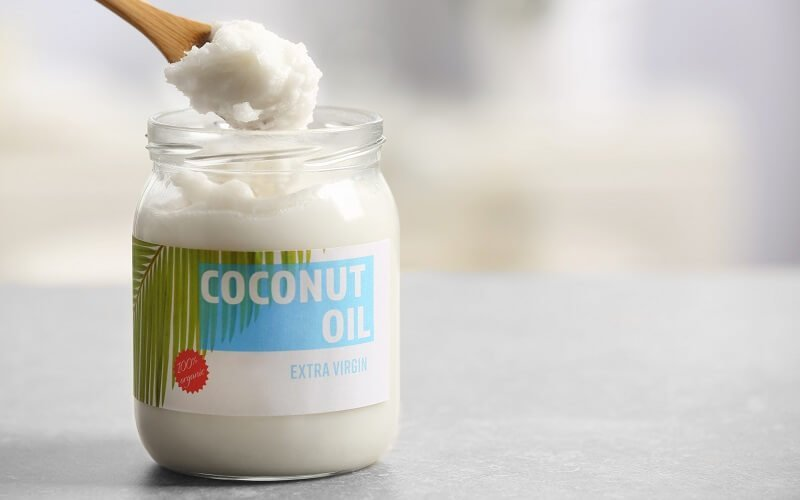 coconut oil for fleas